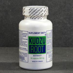 Kudzu root ekstrakt w kapsułkach