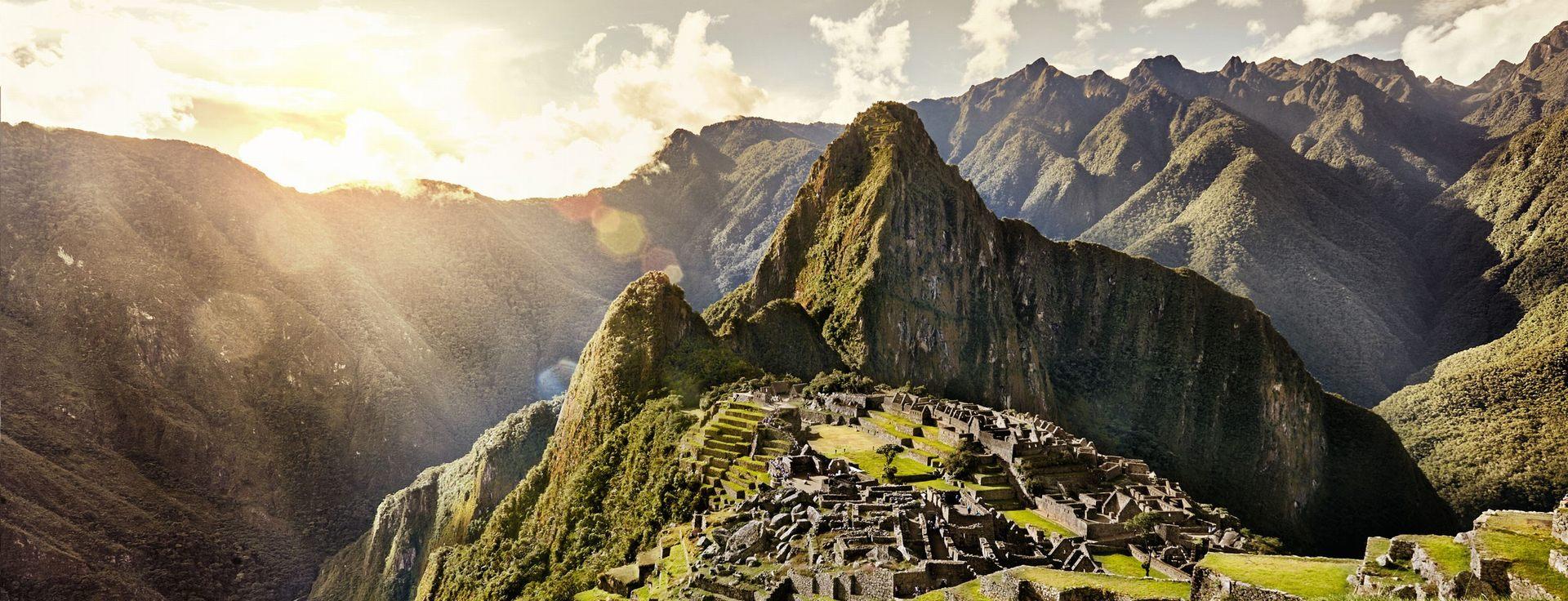 Peruánské byliny